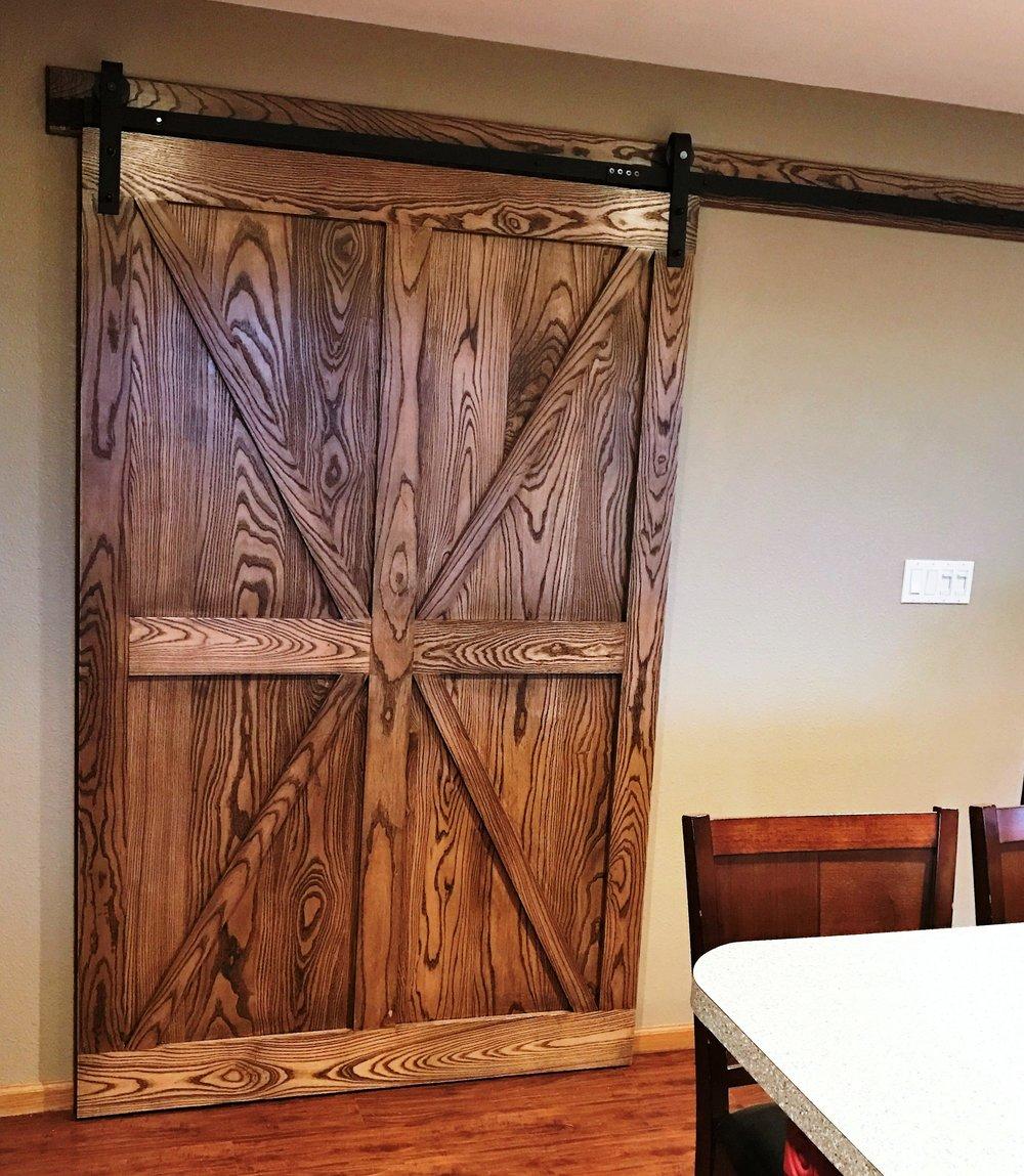 Interior Barn Doors Rustic Custom Designs