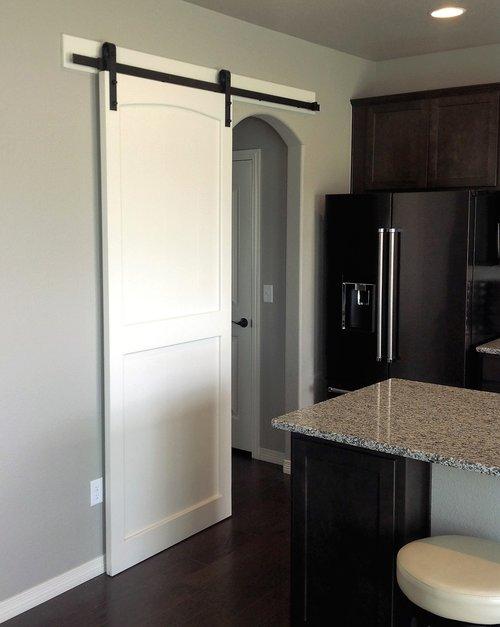 Interior Barn Doors — Rustic Custom Designs