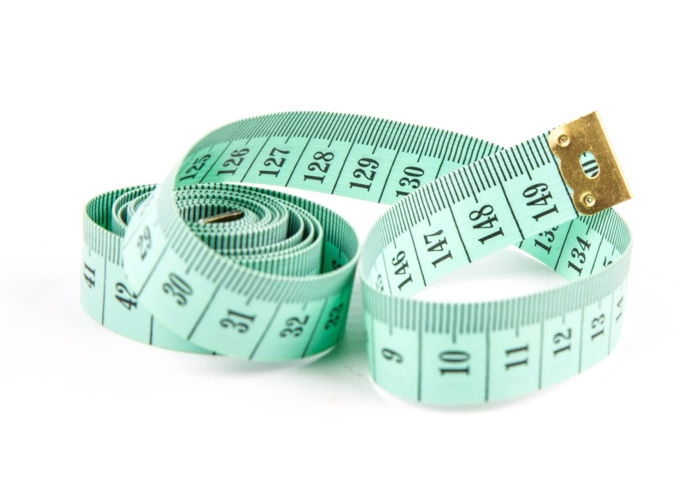 measuring tape - measure your wrist - bracelet size