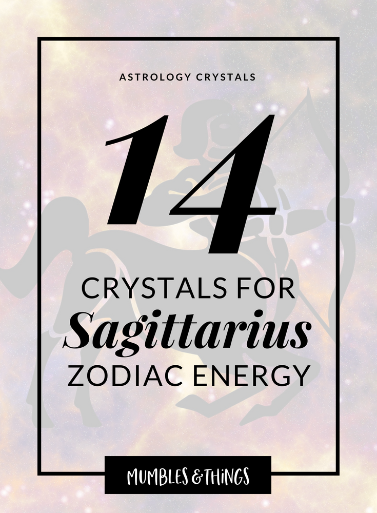 14 Crystals for Sagittarius Zodiace Energy.png