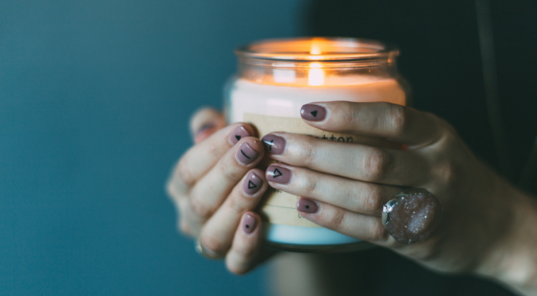 Candle Magick - DISCOVER THE ART OF USING CANDLES FOR MANIFESTING YOUR DESIRES