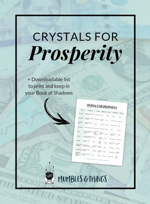 Everything You Ever Wanted to Know About Crystal Grids — Mumbles