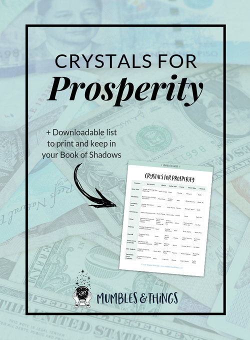 Everything You Ever Wanted to Know About Crystal Grids