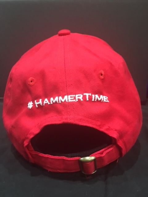 Hammer Time Cap / Back