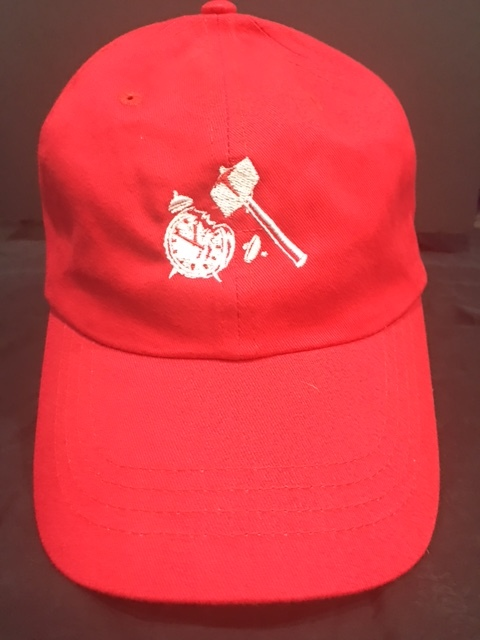Hammer Time Cap / Front