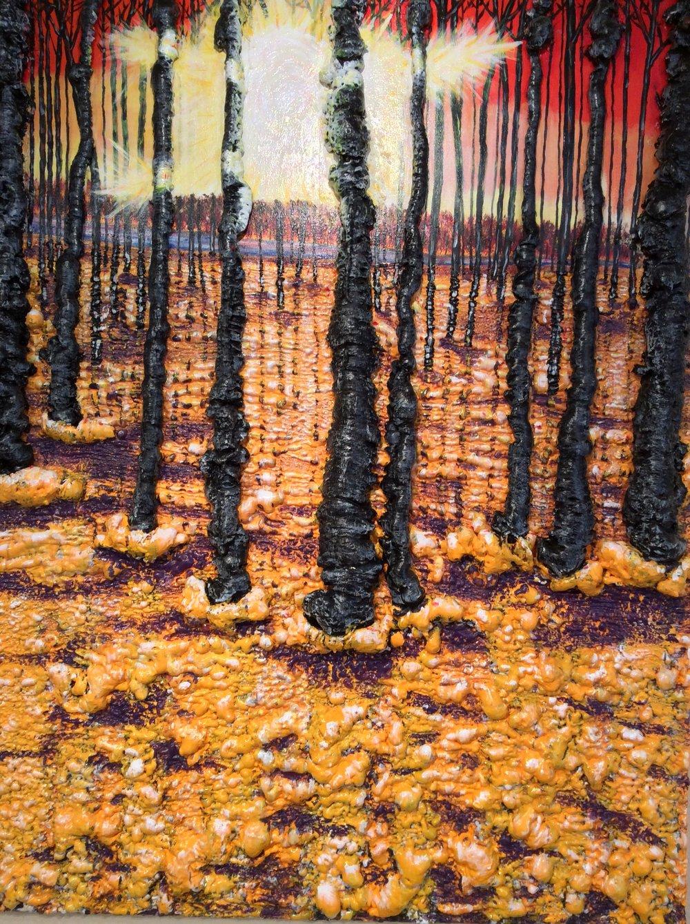 """God's Trees, Nature's Renewal"""