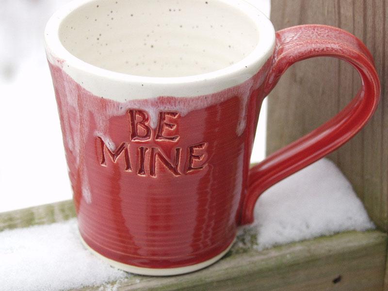 Be mine mug!