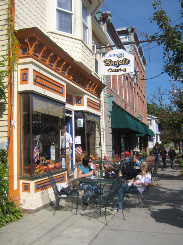 Photo of Jorgenson's Deli.