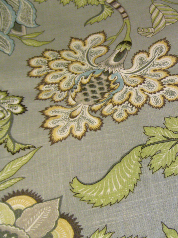 Close-up of fabric.
