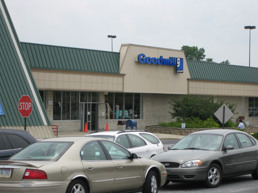 Hampden Center Goodwill.