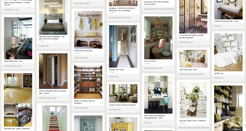 My pins on Pinterest