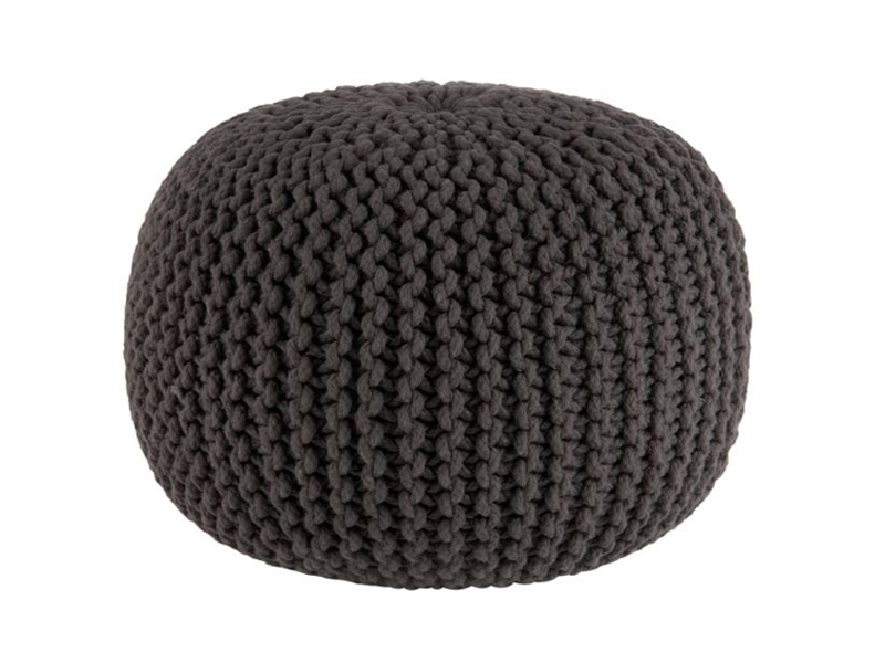 Woven Pouf from CB2