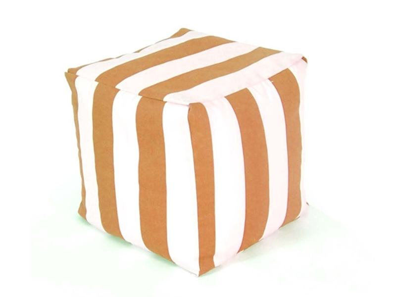 Outdoor Pouf from Majestic Home