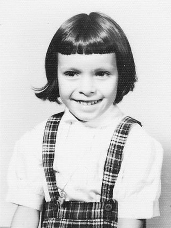 Mom at age 6ish