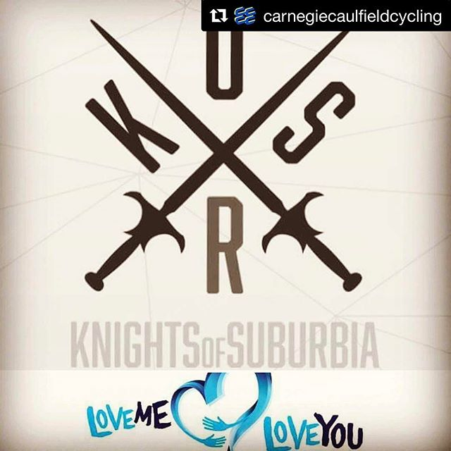 Get down to Glenvale this Sunday and support @lovemeloveyoufoundation •••• #Repost @carnegiecaulfieldcycling with @repostapp ・・・ Australia Day is all about giving recognition to Australian's doing great things to help others!  We are very pleased to announce that Knights of Suburbia will be be a part of a big morning at Glenvale this Sunday with a BBQ from 8:30am, with all proceeds going to the Love Me Love You Foundation in support of raising awareness and achieving positive outcomes in mental health illnesses.  Love Me Love You founder and former Hawthorn footballer  Lance Picione will be on hand and there will be a raffle to win a signed, framed Sydney Swans guernsey at the conclusion of the racing.  You can enjoy an egg'n'bacon roll or a sausage in bread completely guilt free when you know it's for a great cause.  #glenvalecrits #cccc #cyclingvictoria #aussiecycling #cyclingaustralia #straya #charity #mentalhealth #lovemeloveyou #kos #aussiebbq #critracing #summerofcycling #loveyourclub ♞♘♞♘♞♘♞♘♞♘♞♘