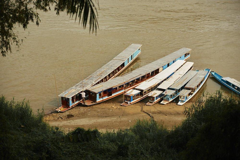 Luang Prabang, Laos, 2016.