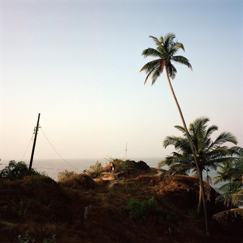 Arambol Goa, India, 2017.