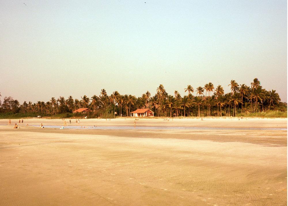 Arambol, India. January 2017.