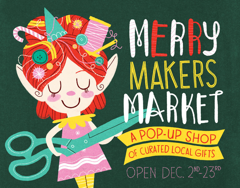 Boise Merry Makers Market 2017