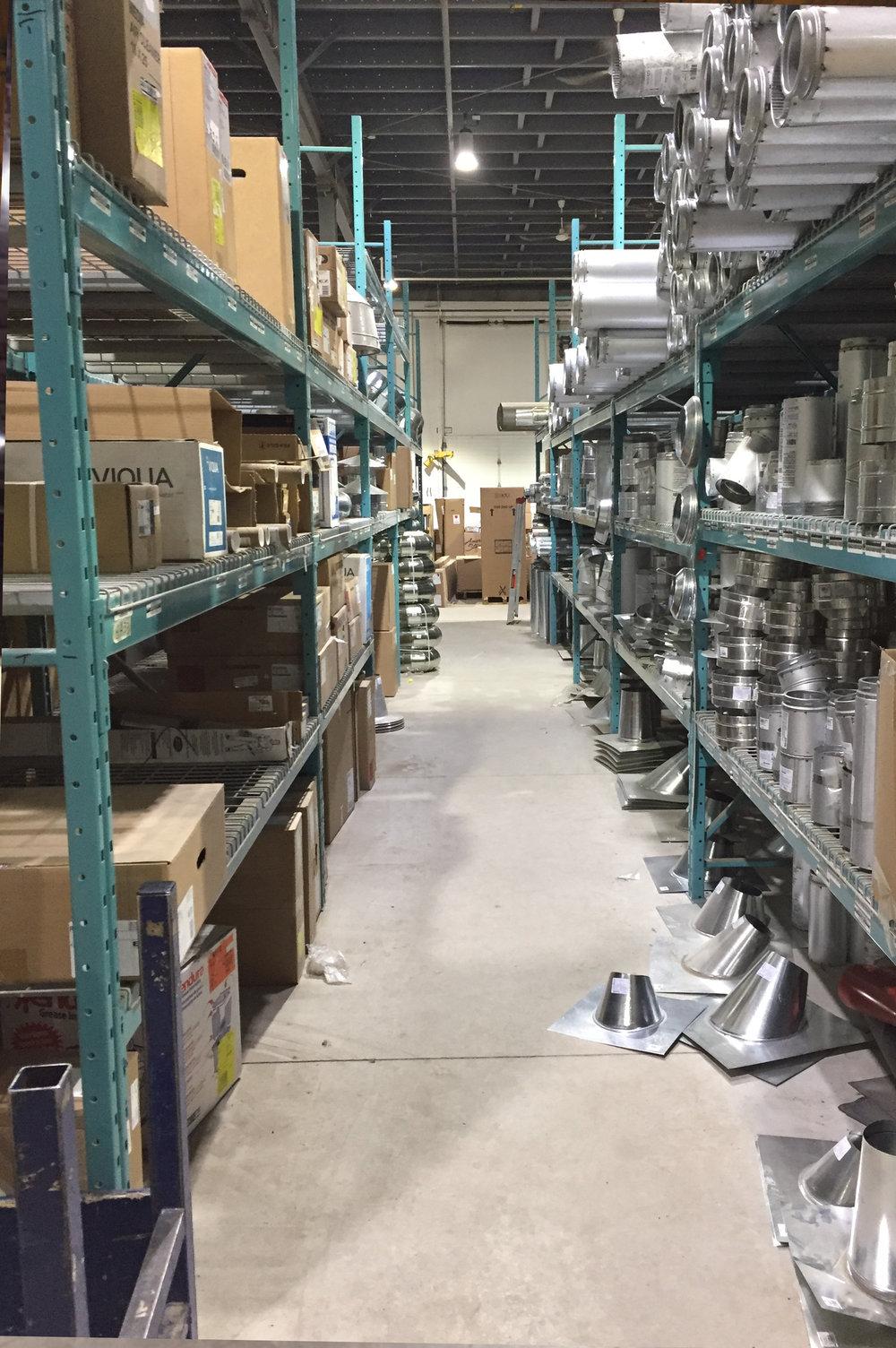 HVAC Warehouse, ON