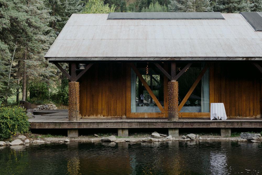 Sundance Resort.