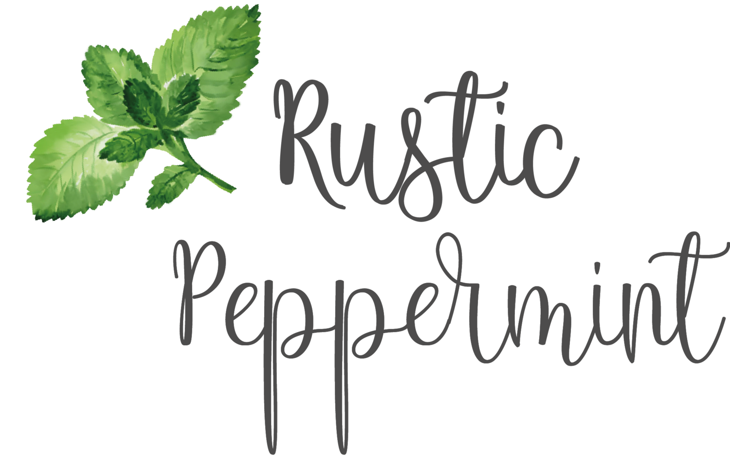 Rustic Peppermint