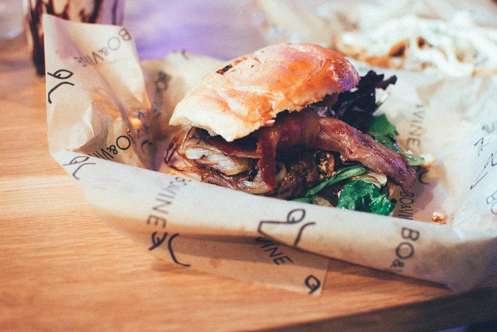The Willamette Burger