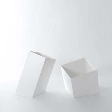 Dancing Squares designed by Nendo