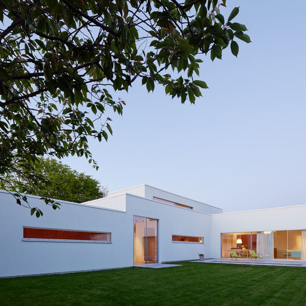 Villa J2 designed by Lindvall A & D