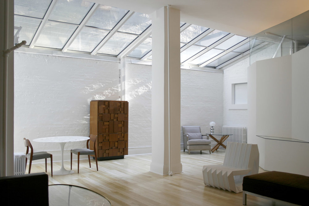 Photographers' Loft designed by Yoshihara McKee Architects