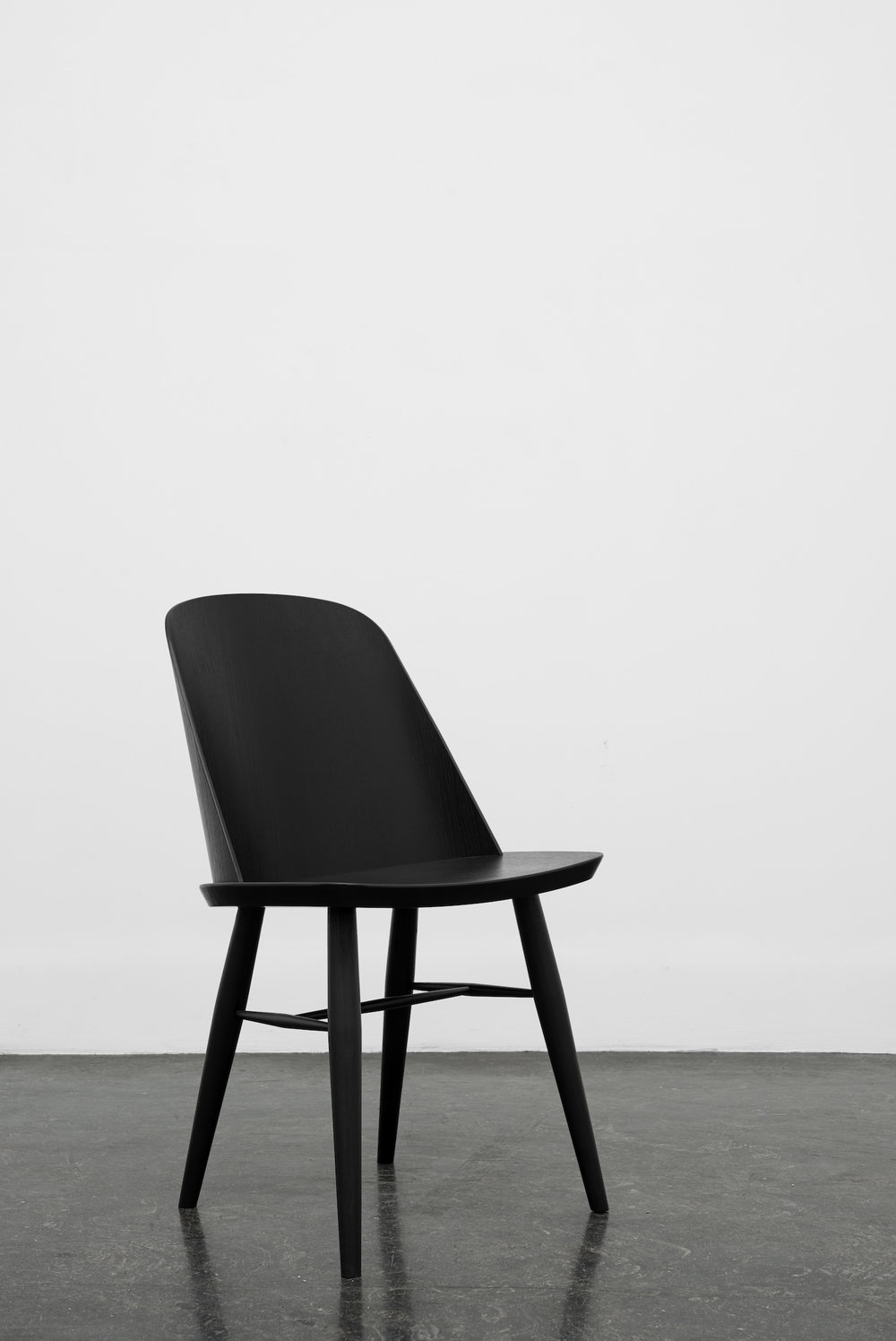 Synnes Chair designed by Falke Svatun