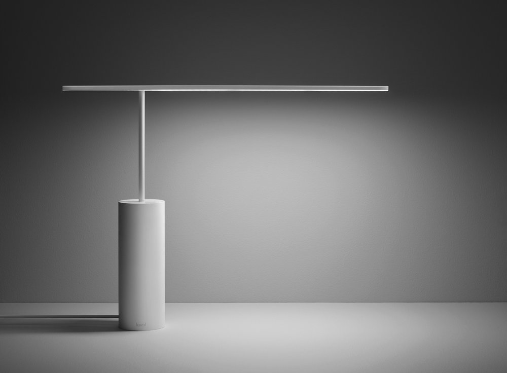 Level Lamp designed by Permafrost