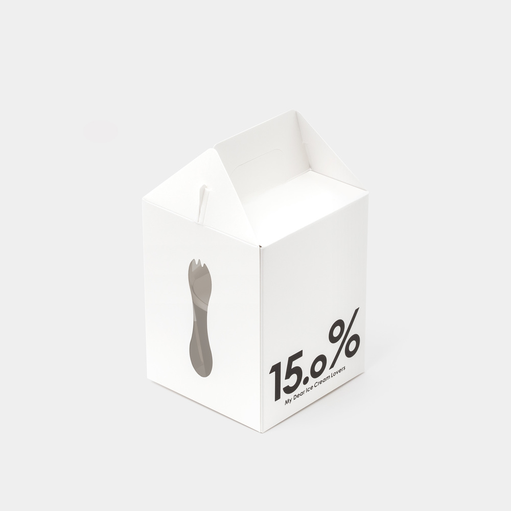 15.0% Ice Cream Spoon designed by Ode to Things