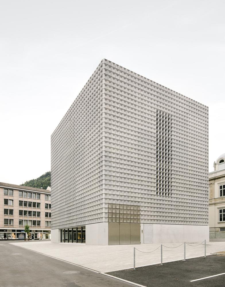 Bündner Kunstmuseum designed by Barozzi Veiga