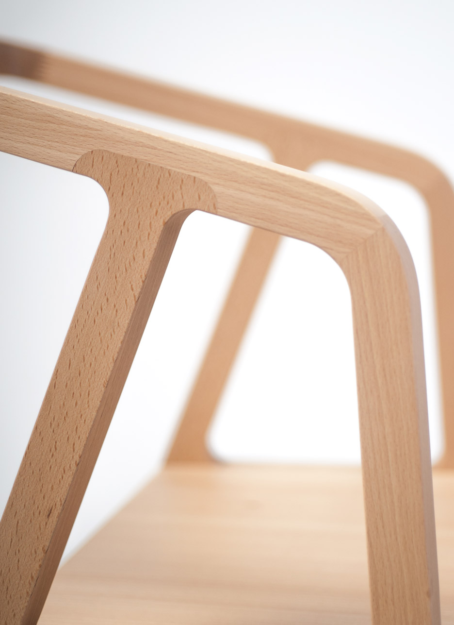 A-Chair designed by Thomas Feichtner