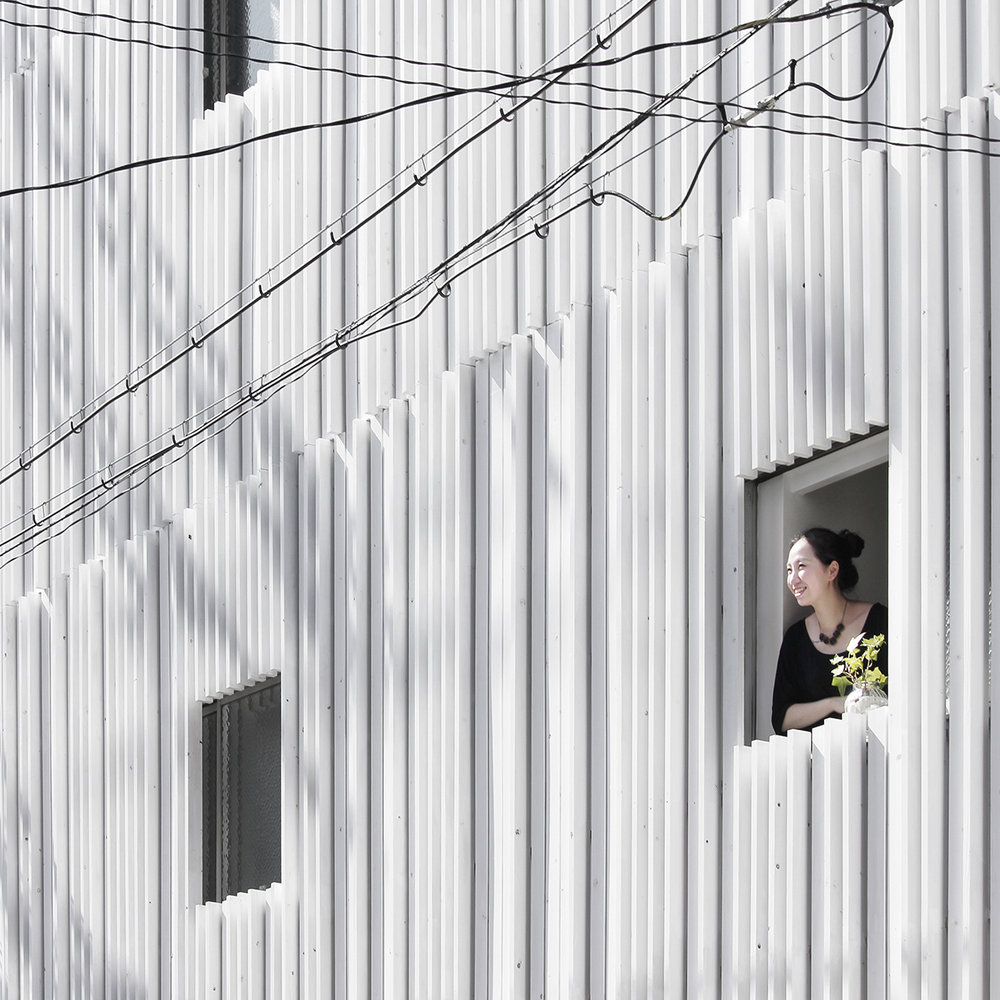 N Strips House designed by Jun Murata