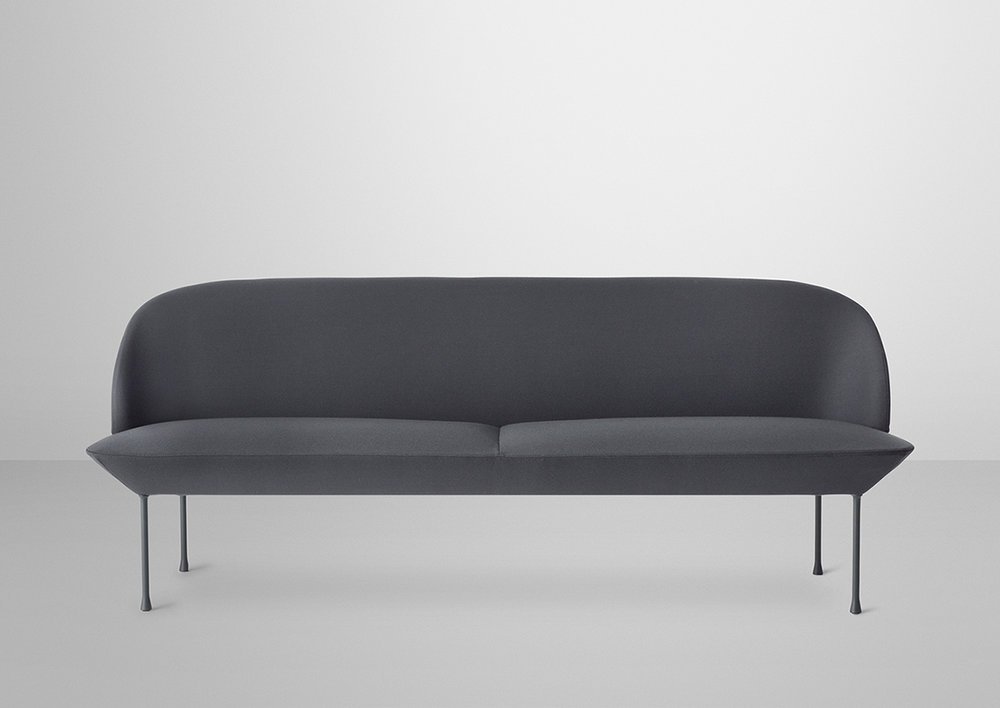 OSLO Collection designed by Anderssen & Voll for Muuto
