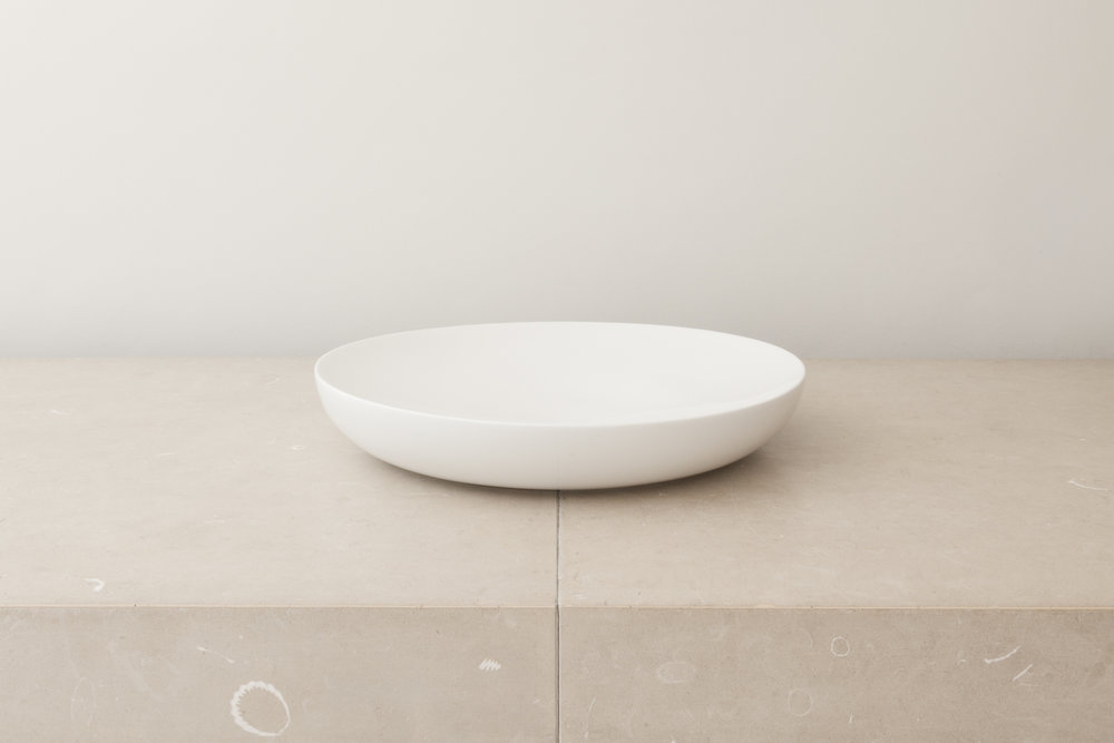 1882 Cast Bowl designed by John Pawson