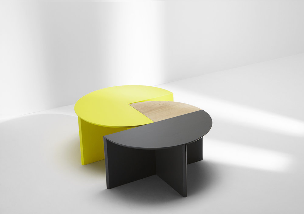 Pie Chart System design by Hierve for H Furniture
