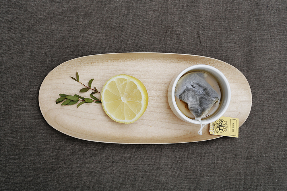 The Leaf Tray designed by SWBK