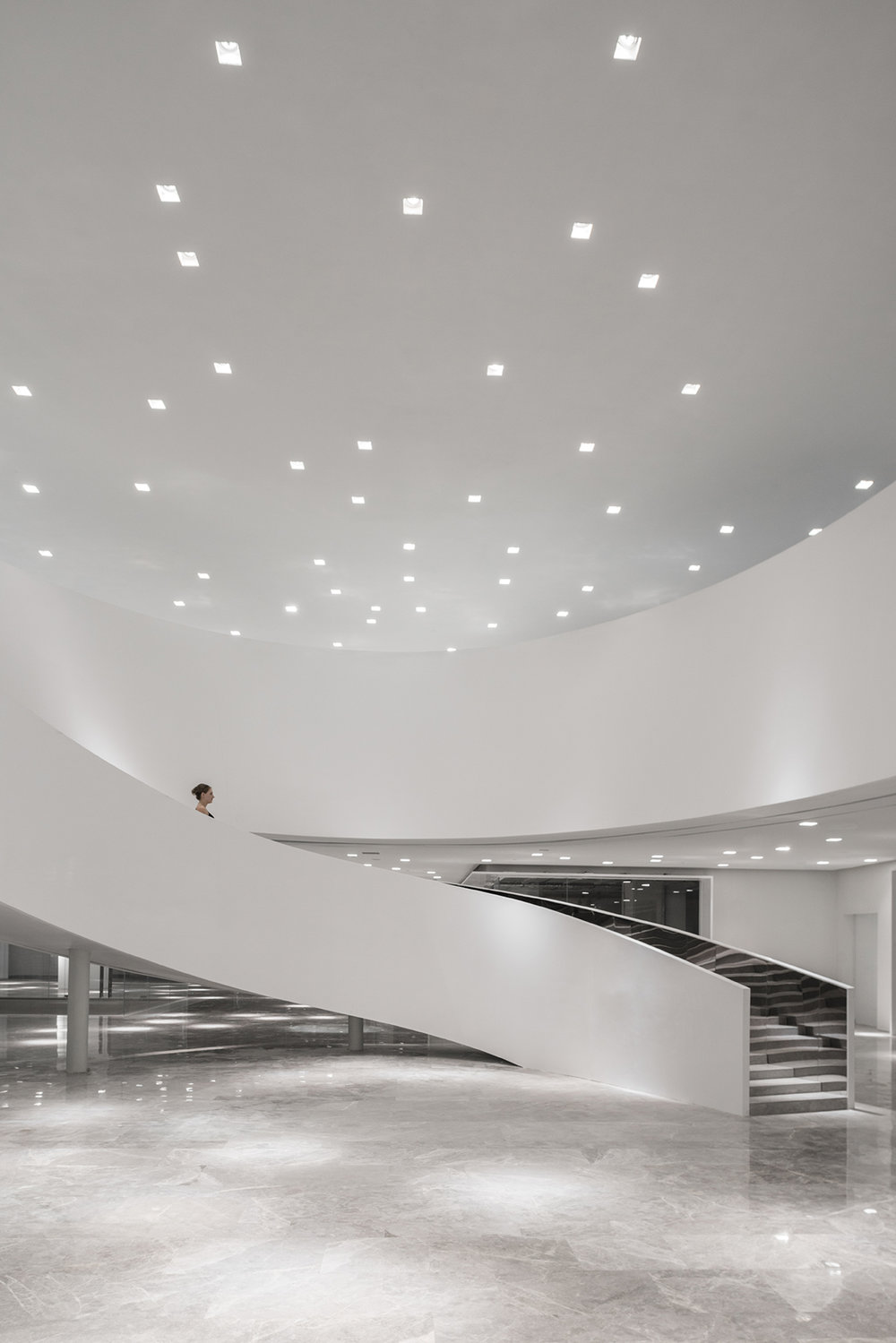 Fuxing Plaza designed by AIM Architecture