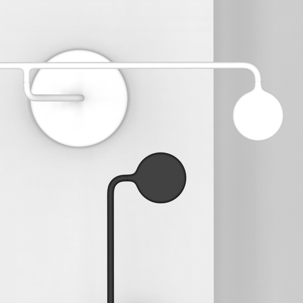 Flow Lamp designed by Andreas Kowalewski