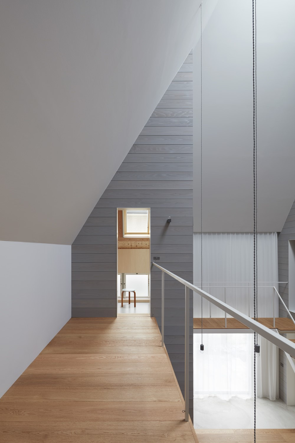 House in Iwakura designed by Airhouse