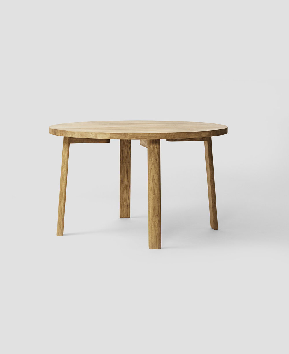 Ease Table Range designed by Terkel Skou Steffensen for Million