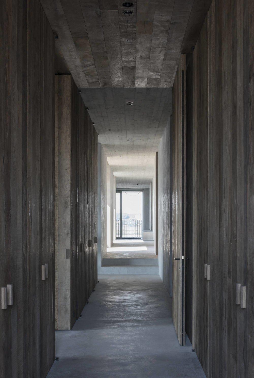C Penthouse designed by Vincent Van Duysen