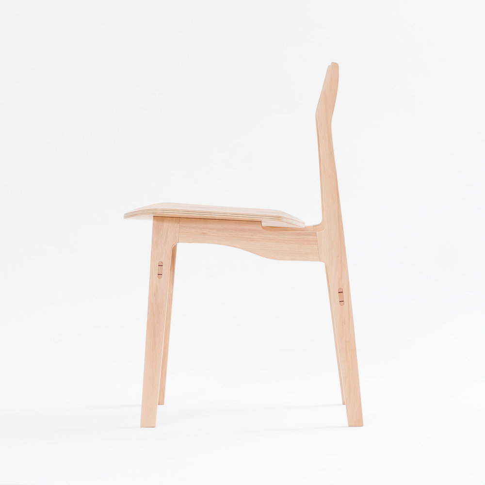 Flea Chair designed by Markowitzdesign