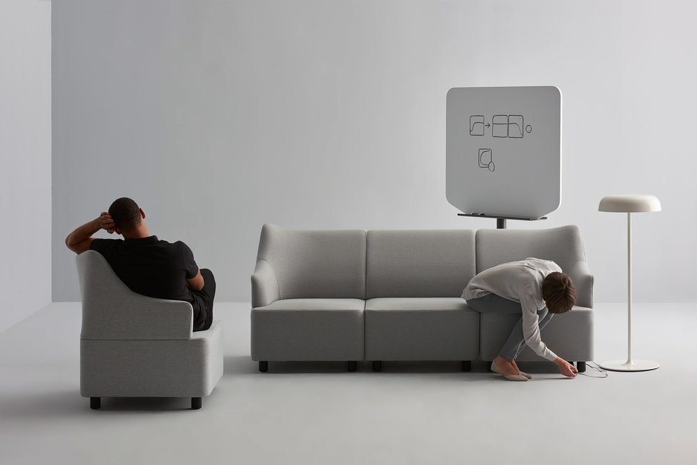 Plex designed by industrial Facility for Herman Miller