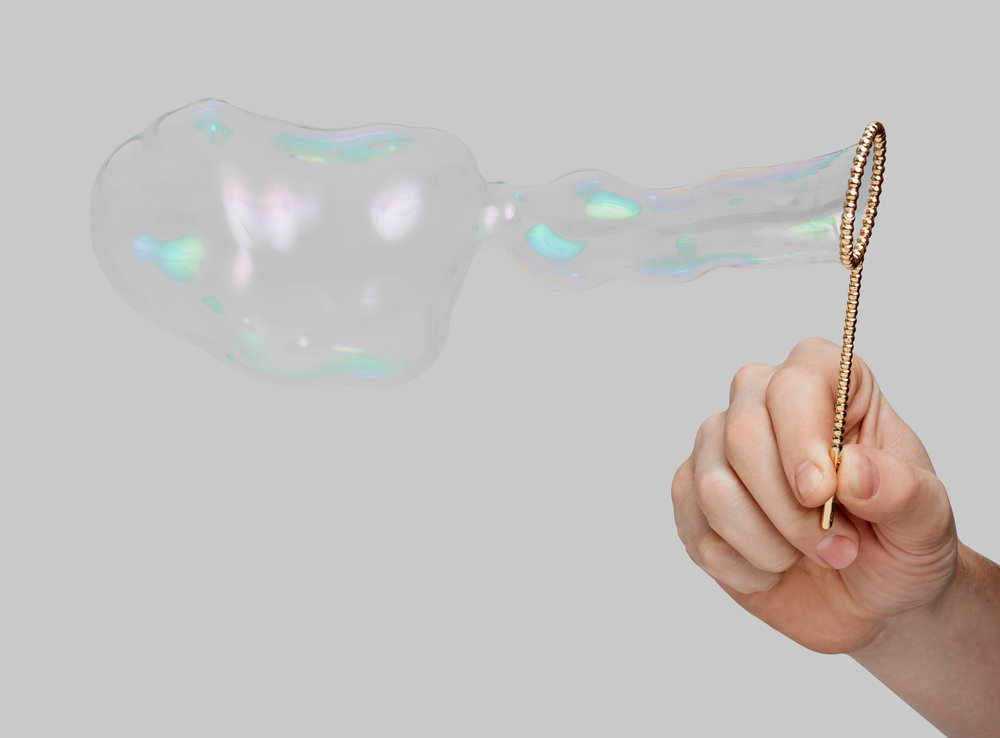 Bubble Ball Wand designed by Lance McGregor for Othr