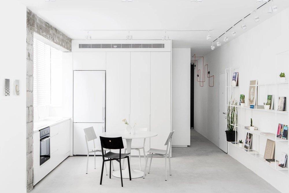 SIG Aparment designed by Yael Perry Dafna Gravinsky & Amir Navon