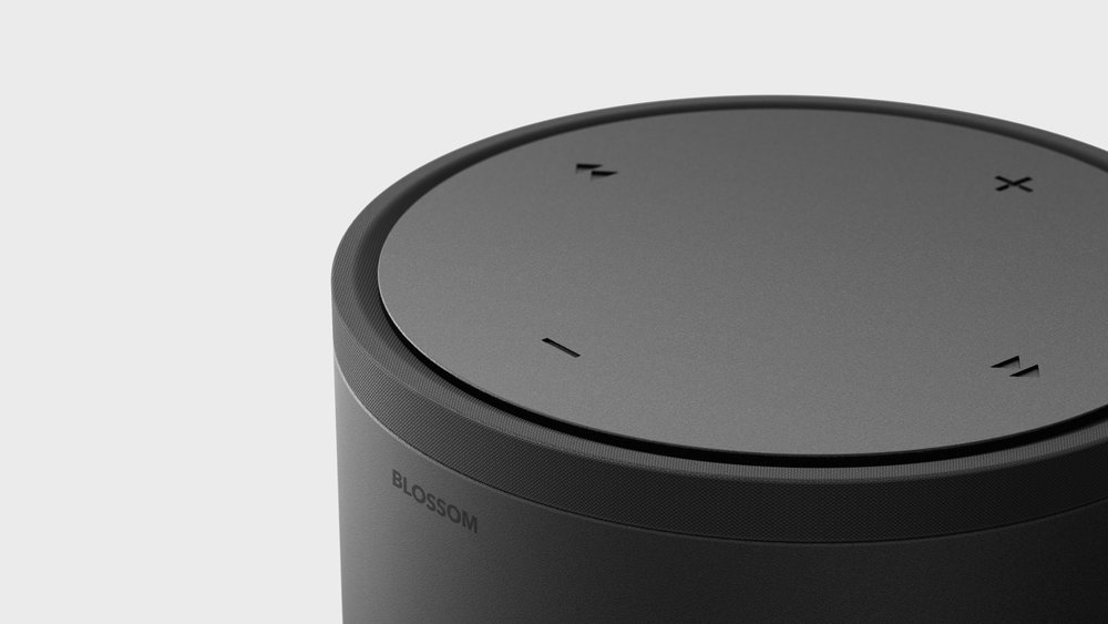 BLOSSOM Speaker designed by BEBOP